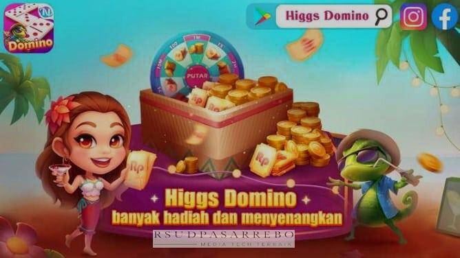 Fitur Higgs Domino RP X8 Speeder