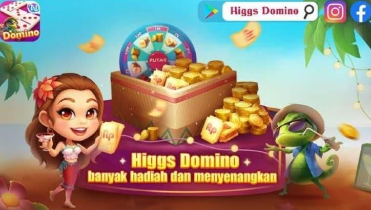 Higgs Domino Island Game Penghasil Uang