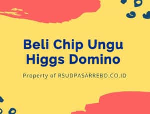 Cara Beli Chip Ungu Higgs Domino